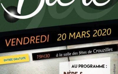 Festi Bière 20 mars 2020